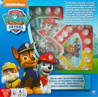 Настольная игра с кнопкой Щенячий патруль Spin Master (SM98282/6028796)