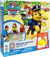 Настольная игра Щенячий патруль спасательная операция на пляже Spin Master (SM34232)