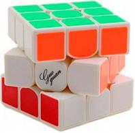 Кубик головоломка GuoGuan Yuexiao 3×3х3 белый MoYu (GGYX10)