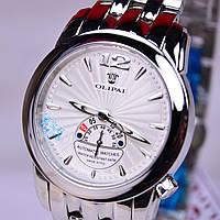 Мужские наручные часы OLIPAI JT7019 сапфир,механика с автоподзаводом