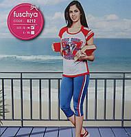 Оригинальный женский костюмчик для фитнеса 48203