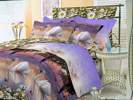 Полуторные комплекты постельного белья 150х220
