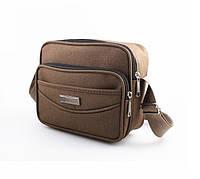 Стильная мужская сумка.Размер 28-23-13 см