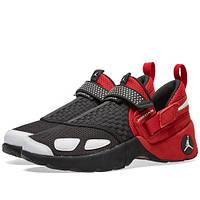 Оригинальные кроссовки Nike Air Jordan Trunner LX OG Black, White & Gym Red