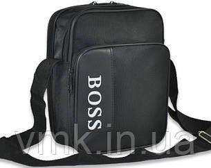 Стильная мужская тканевая сумка
