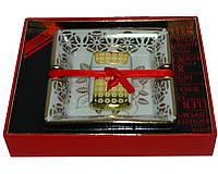 Набор пепельница, зажигалка,  в подарочной упаковке
