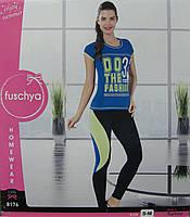 Женский комплект спортивного стиля в расцветках 48207