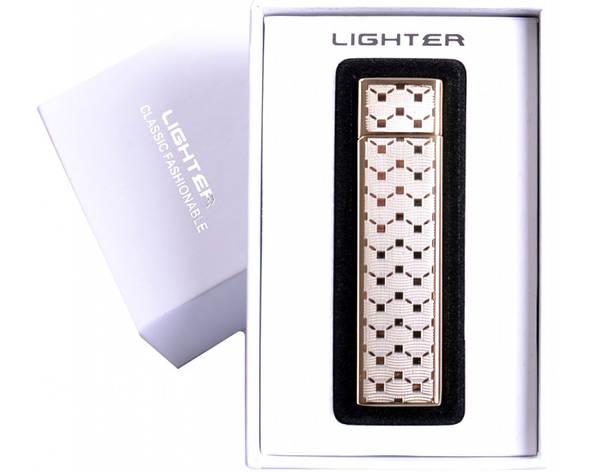 Зажигалка подарочная (спираль накаливания, USB) №4761-1, фото 2
