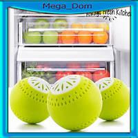Набор шариков для устранения запахов в холодильнике