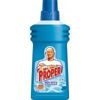 Моющая жидкость для уборки Mr. Proper для полов и стен Океанский бриз 500 мл (5413149071131)