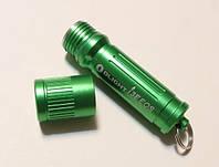Фонарь кемпинговый Olight I3E EOS зеленый компактный
