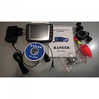 Підводна відеокамера Ranger UF 2303 - відмінний вибір для риболовлі/вивчення рельєфу дна