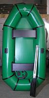 Лодка надувная из ПВХ ткани 240 - 2 местая