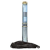 Насос відцентровий 0.75 кВт H 51(33)м Q 140(100)л/хв ?102мм 25м кабелю