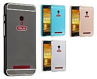 Чехол бампер для Asus ZenFone 5 зеркальный