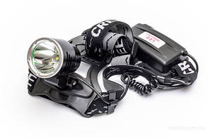 Налобный LED фонарь профессиональный