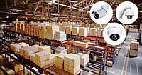Видеонаблюдение для склада