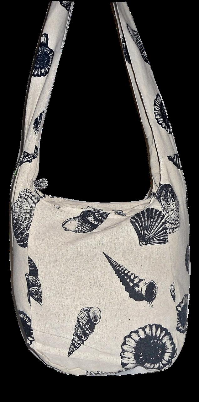 2311dd8c3802 Женская пляжная тканевая сумка на плече WUZ-102200 - Интернет- магазин