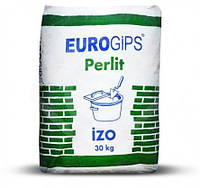 Шпаклівка гіпсова Eurogips Perlit Izo 30 кг