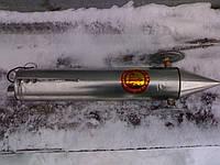 Торпеда (луноход) для протяжки сетей подо льдом
