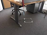 Ковровая плитка - офисный ковролин
