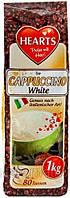 Капучино со вкусом молока Hearts Cappuccino White 1кг