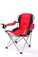 Кресло-шезлонг Ranger - комфортное кемпинговое кресло (3 положения спинки)