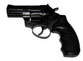 "Револьвер флобера STALKER 2,5"", 150 м/с, рукоятка - пластик, чёрный"