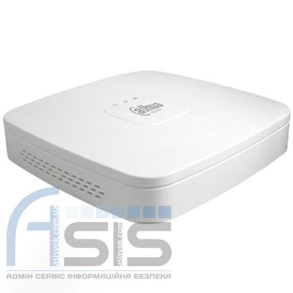 4-канальный Smart 1U сетевой видеорегистратор DH-NVR2104-S2, фото 2