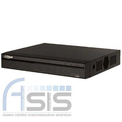 8-канальный 1U сетевой видеорегистратор DH-NVR2208-S2