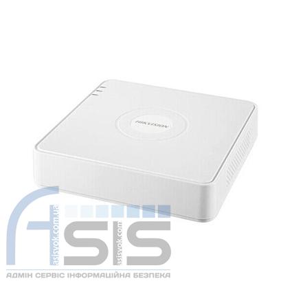 4-канальный сетевой видеорегистратор Hikvision DS-7104NI-SN
