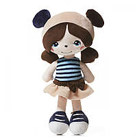 Кукла мягкая Жюстин Левеня 36 см К394С