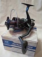 Рыболовная карповая катушка HIBOY J3-60 С байтранером 3 подшипника