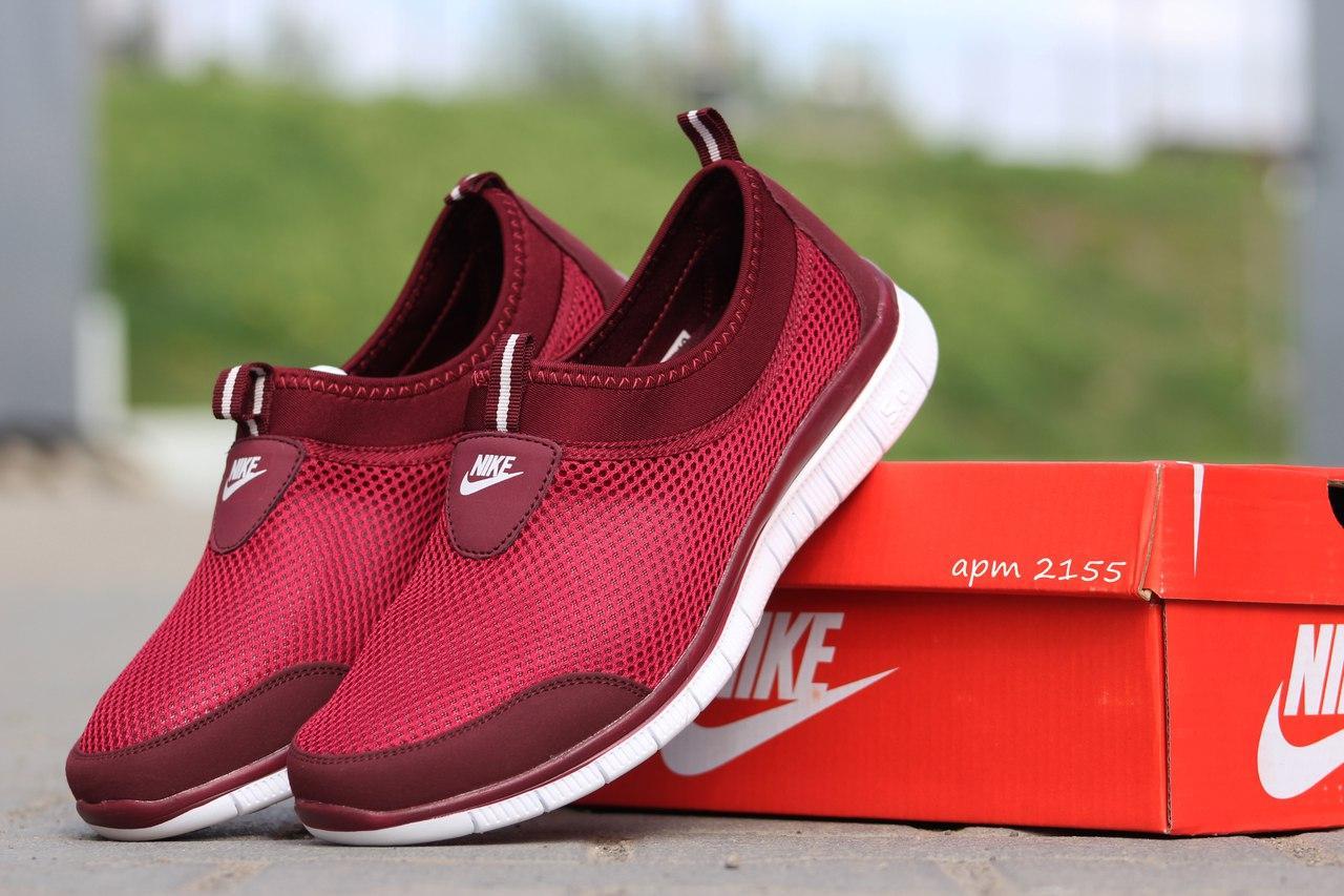 9815b6a2 Nike Free Run 3.0 мужские красные летние кроссовки ( реплика ААА+) - bonny-