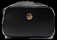 Классическая женская сумочка DAVID DJONES черного цвета XVX-006427, фото 1