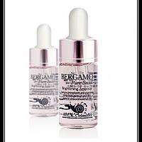 Сыворотка для лица с экстрактом улитки Bergamo Pure Snail Brightening Ampoule 13 мл*1 шт