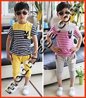 Детский костюм летний для мальчиков и для девочек - Новая модель 2014 года