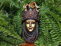 Коллекционная настенная Венецианская маска Veronese WU75130VC