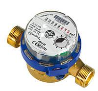 Одноструйные счетчики воды серии SMART (антимагнитная защита) JS-1,6 Dn 15 ХВ