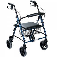Алюминиевый роллер с большими колесами osd-kq-1018,  ходунки для инвалидов и пожилых людей