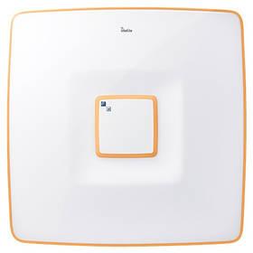Светодиодный светильник Maxus Intelite 1-SMT-101R 50W 3000-6000K квадрат.бел.декор.венге Код.57698