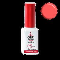 Гель-лак цветной (shegel) SGP-21 10 мл