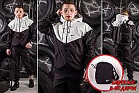 Мужская Ветровка Windrunner Nike - белый - Размер S. M. L. XL.