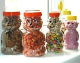 Банку пластикова «Ведмедик Гаммі» («Gummi Bears») 750 мл, фото 5
