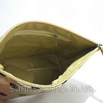 Косметичка женская в горошек форма трапеция, фото 2