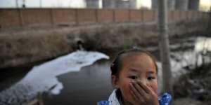 60% подземных вод Китая непригодно для питья