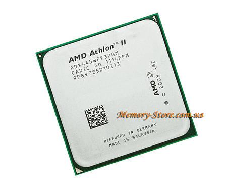 Процессор AMD Athlon II X3 445 3.1GHz + термопаста GD900, фото 2