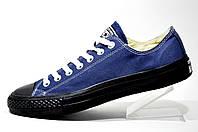 Кеды Converse мужские, Blue\Black