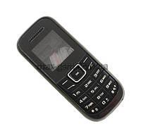 Корпус (COPY) Samsung E1202 black с кн.