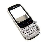 Корпус (COPY) Nokia 6303 silver с кн.